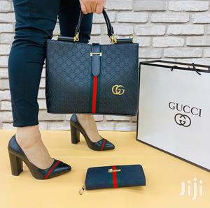 Gucci Shoes and Bag With Wallet From Turkey   Bags for sale in Addis Ababa, Kolfe Keranio
