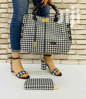 MK And DKNY Bags And Shoes Set With Wallet From Turkey   Bags for sale in Addis Ababa, Kolfe Keranio