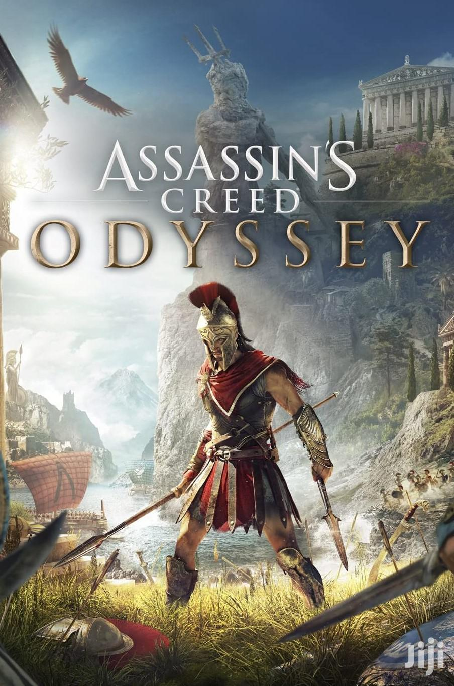 Archive: Assassin's Creed Odyssey