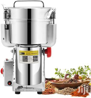 1000g (1kg)Stainless Steel Electric Grain Grinder Mill | Kitchen Appliances for sale in Addis Ababa, Bole