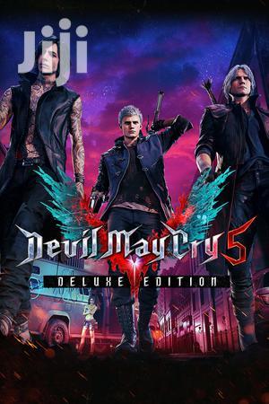 Devil May Cry 5 Deluxe Editon   Video Games for sale in Dire Dawa, Dire Dawa city
