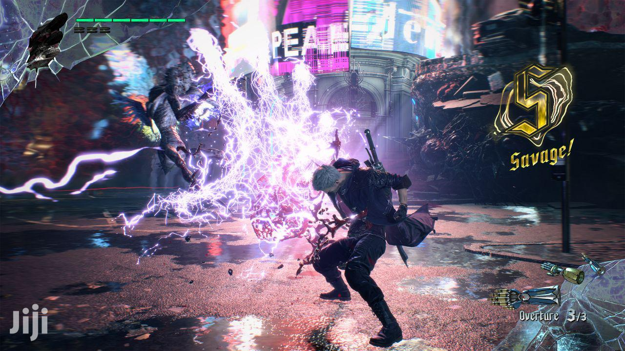 Archive: Devil May Cry 5 Deluxe Editon