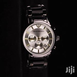 Armani Chronograph Watch | Watches for sale in Addis Ababa, Bole