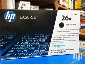 HP 26A Black Original Laserjet Toner Cartridge, CE505A   Accessories & Supplies for Electronics for sale in Addis Ababa, Arada