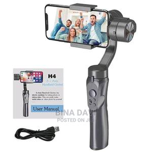 H4 3 Axis Handheld Gimbal | Accessories & Supplies for Electronics for sale in Addis Ababa, Lideta