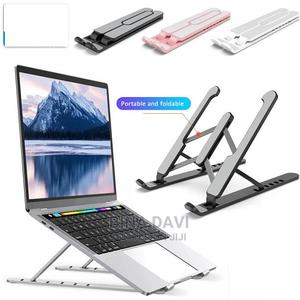 Adjustable Laptop and Tablet Stand | Accessories & Supplies for Electronics for sale in Addis Ababa, Lideta