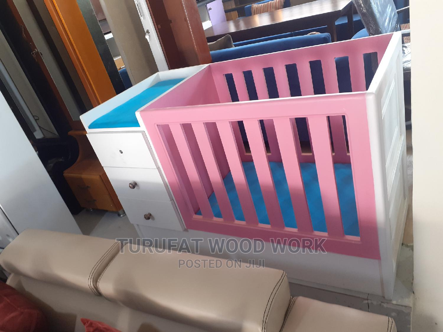 New Baby Bed | Children's Furniture for sale in Bole, Addis Ababa, Ethiopia