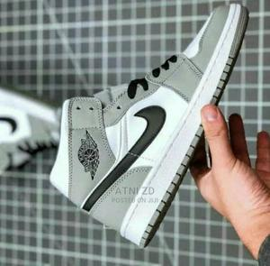 Air Jordan 1 Light Gray | Shoes for sale in Addis Ababa, Bole