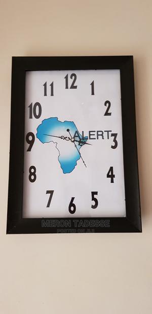 የድርጅቶን አርማ በእጅ እና በግርግዳ ሰዓት እንሰራለን/   Home Accessories for sale in Addis Ababa, Nifas Silk-Lafto