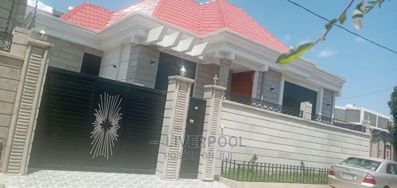 Archive: Furnished 3bdrm House in Kana Broker, Bole for Sale