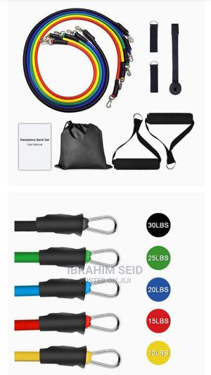 Power Resistance Band | Sports Equipment for sale in Addis Ababa, Nifas Silk-Lafto
