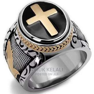 Cross Ring   Jewelry for sale in Addis Ababa, Bole