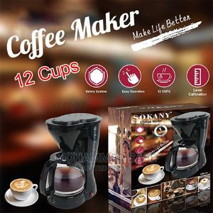 Coffee Maker-Sokany Brand | Kitchen Appliances for sale in Addis Ababa, Arada