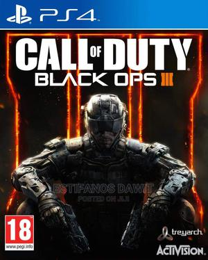 Call Of Duty Black Ops 3 PS4   Video Games for sale in Addis Ababa, Yeka