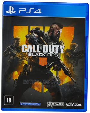Call Of Duty Black OPS 4 PS4   Video Games for sale in Addis Ababa, Yeka