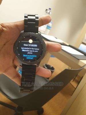 Smart Watch | Smart Watches & Trackers for sale in Addis Ababa, Nifas Silk-Lafto