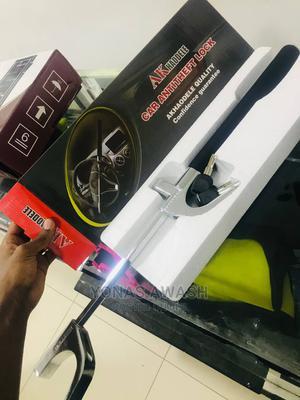 ታላቅ ቅናሽ መሪ መቆለፊያ | Vehicle Parts & Accessories for sale in Addis Ababa, Bole