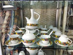 Queen Of Sheba 16 Pcs Ethiopian Coffee Art Cup   Kitchen & Dining for sale in Addis Ababa, Arada