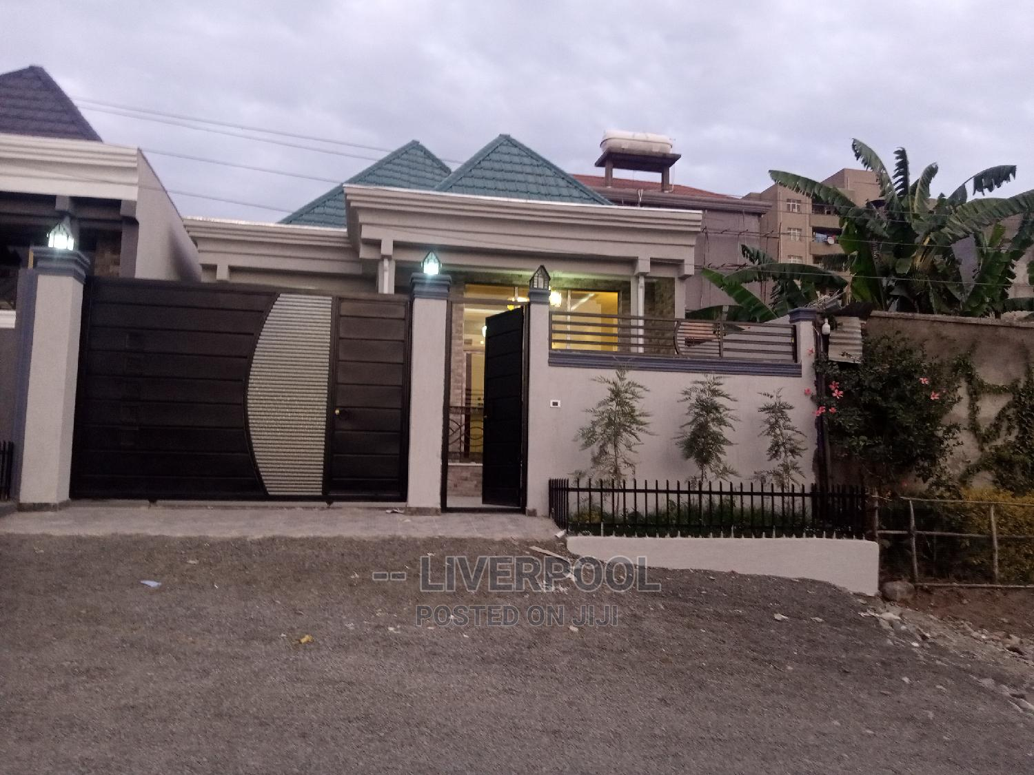 Furnished 3bdrm House in Sun, Bole for Sale