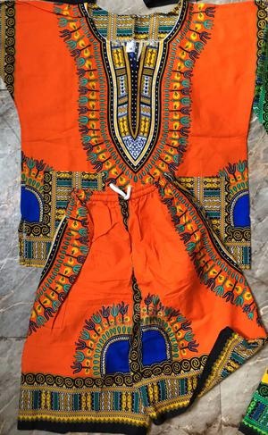 African Dress for Kid's   Clothing for sale in Addis Ababa, Nifas Silk-Lafto