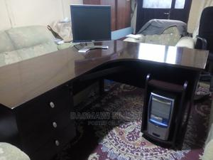 L Shaped Office Table | Furniture for sale in Addis Ababa, Kirkos