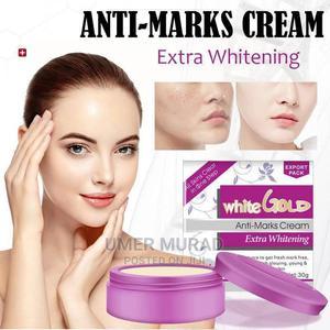 White Gold Anti-Marks Cream | Bath & Body for sale in Addis Ababa, Bole