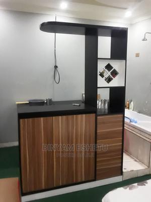 Mini Bar With Kitchen   Furniture for sale in Addis Ababa, Nifas Silk-Lafto