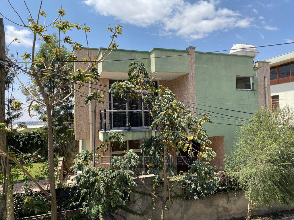 Modern B+G+1 Villa for Sale Bulbula Pan African Compund