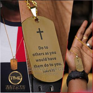 Jesus Writing Necklace | Jewelry for sale in Addis Ababa, Bole