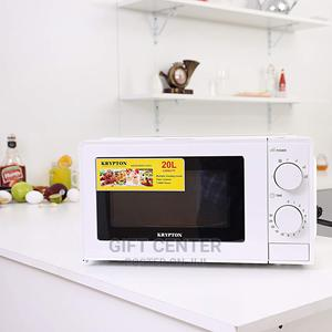 Krypton 700W Microwave Oven, 20L With 5 Power Levels and 30   Kitchen Appliances for sale in Addis Ababa, Bole