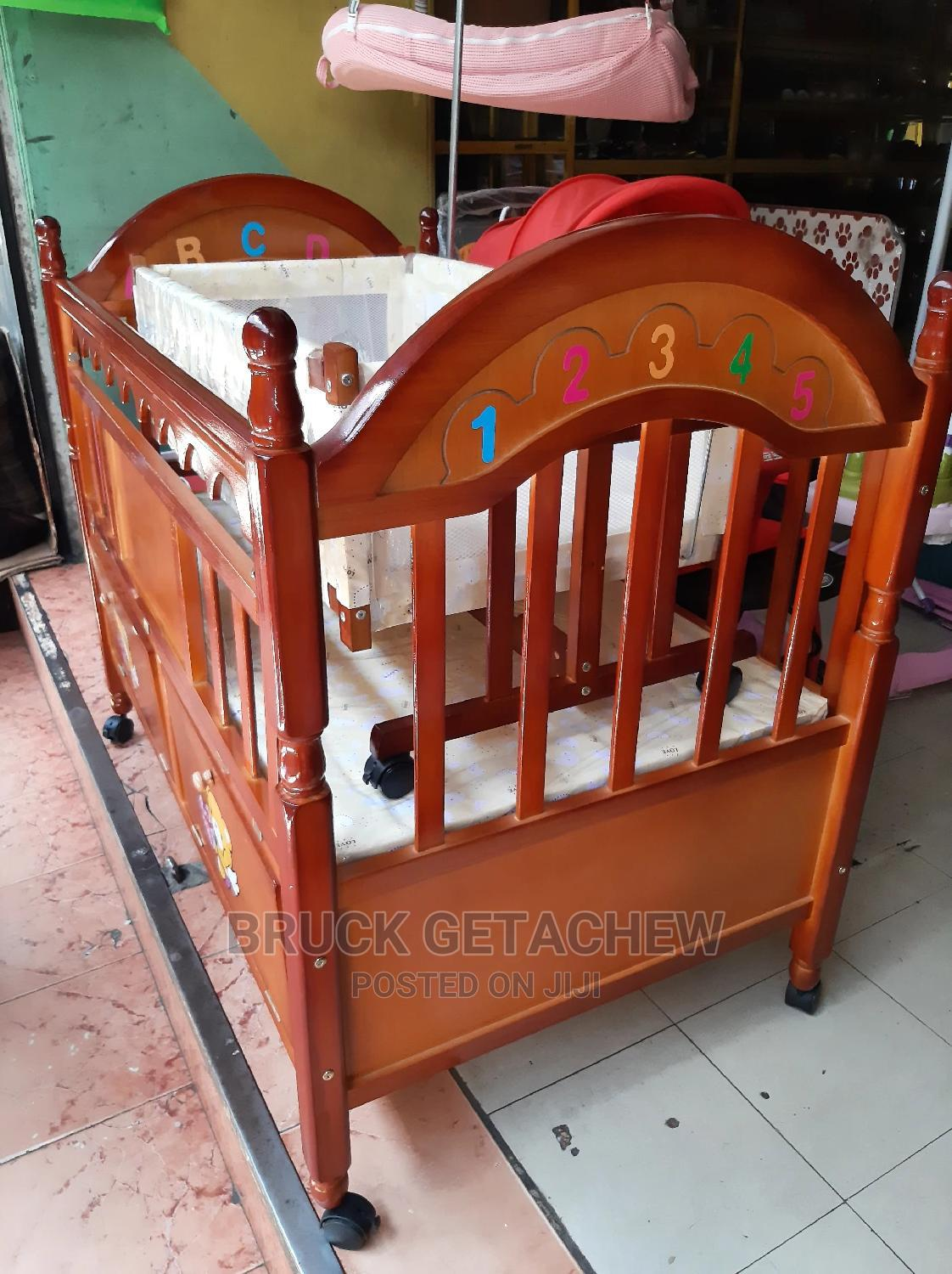 Kids Bed With Mosquito Net የህፃናት አልጋ ከአጓበር ጋር | Children's Furniture for sale in Yeka, Addis Ababa, Ethiopia