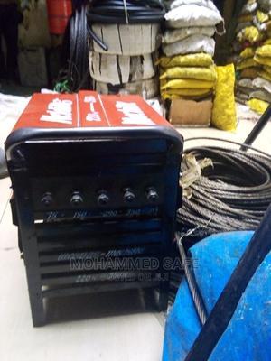 Welding Machine - ምርጥ መበየጃ | Electrical Equipment for sale in Addis Ababa, Arada