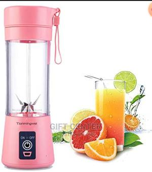 Rechargeable Fruit Mixing Blender Machine 380ml   Kitchen Appliances for sale in Addis Ababa, Arada