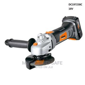 Chargeble Angle Grinder 18 V | Electrical Hand Tools for sale in Addis Ababa, Arada