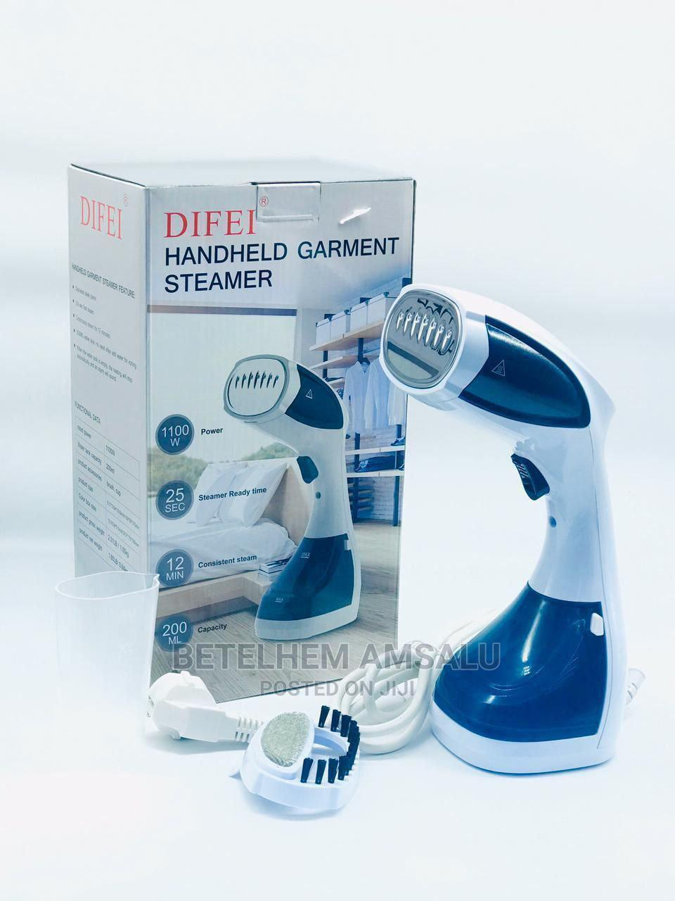 Handheld Garment Steamer