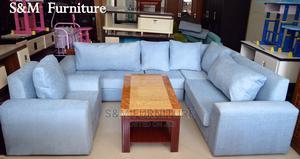L Shaped Sofa   Furniture for sale in Addis Ababa, Bole
