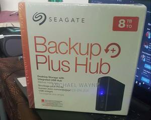 Seagate Backup Plus 8 TB (Hard Disk)   Computer Hardware for sale in Addis Ababa, Bole