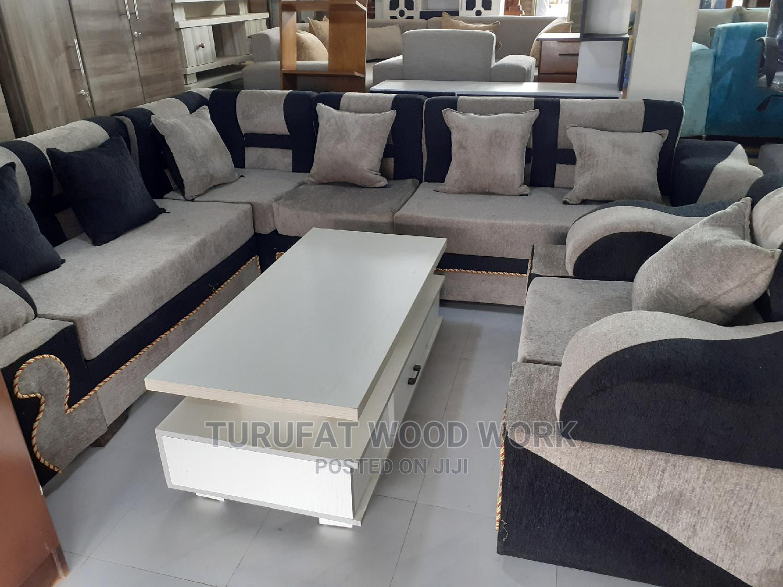 New Design L-Shape Sofa