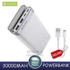 Bavin Power Bank 30000 Mah | Accessories for Mobile Phones & Tablets for sale in Addis Ababa, Arada