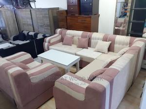 New Dolphen L-Shape Sofa | Furniture for sale in Addis Ababa, Bole