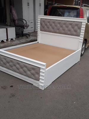 New 1.50cm Bed | Furniture for sale in Addis Ababa, Bole