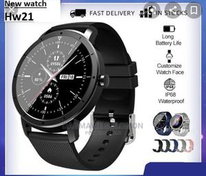 Hw21 Smart Watch | Smart Watches & Trackers for sale in Addis Ababa, Lideta