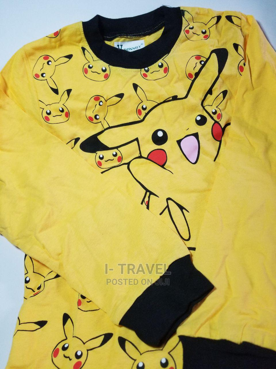 Pikachu Kids House and Pijama Clothe   Children's Clothing for sale in Addis Ketema, Addis Ababa, Ethiopia