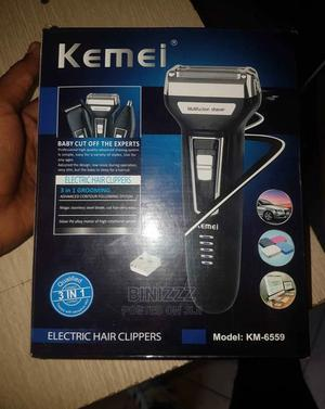 Kemei Km-6559 Electric Hair Clipper | Tools & Accessories for sale in Addis Ababa, Nifas Silk-Lafto