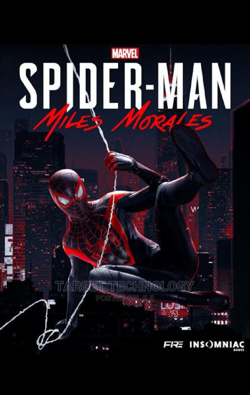 Spider-Man: Miles Morals