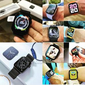 F88 Smart Watch 2021 | Smart Watches & Trackers for sale in Addis Ababa, Bole