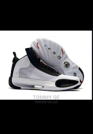Air Jordan Brand  Color White With Black Background | Shoes for sale in Addis Ababa, Yeka