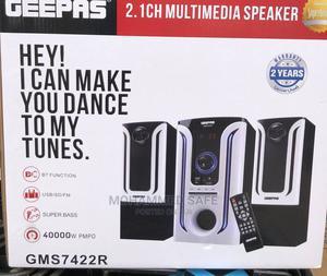 Geepas 2.1 Multimedia Speaker | Audio & Music Equipment for sale in Addis Ababa, Arada