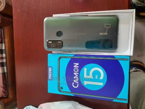 Tecno Camon 15 Air 64 GB Blue | Mobile Phones for sale in Addis Ababa, Nifas Silk-Lafto