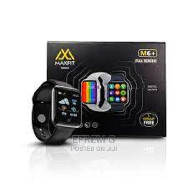 M6+ Smart Watch   Smart Watches & Trackers for sale in Arada, Addis Ababa, Ethiopia